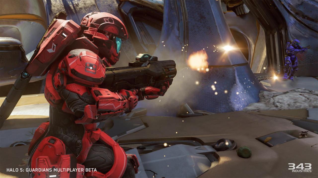 Halo 5 Beta matchmaking problemen